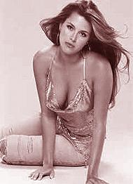 Foto: Alicia Machado completamente desnuda por una