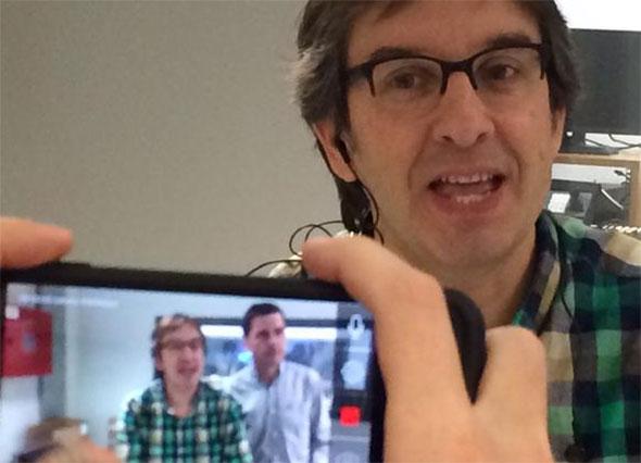 BTV transmitirá el Congreso Mundial de Móviles desde iPhones