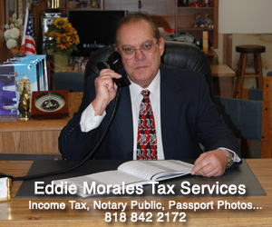 Eddie Morales Tax Services