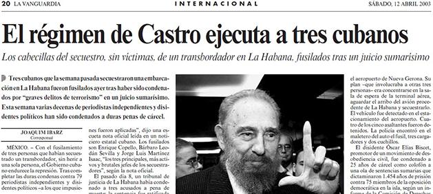 Anatomía del Absolutismo en Cuba