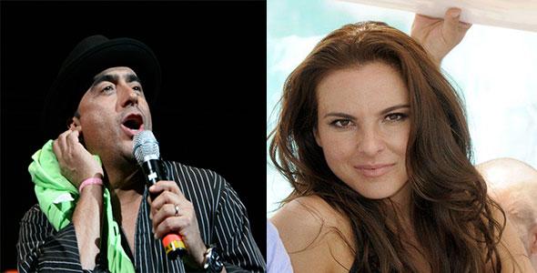 Adal Ramones y Kate del Castillo...