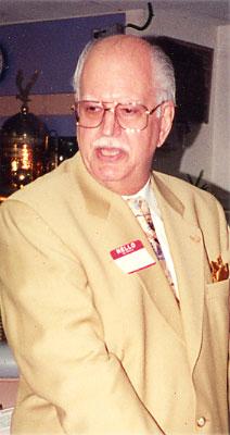 Aurelio de la Vega, compositor y profesor...
