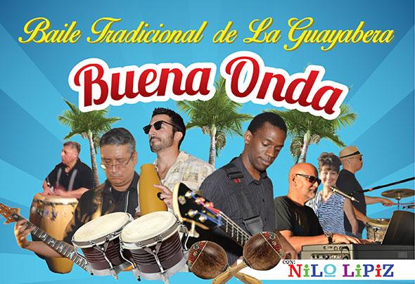 Baile de la Guayabera, Club Cubano de San Gabriel