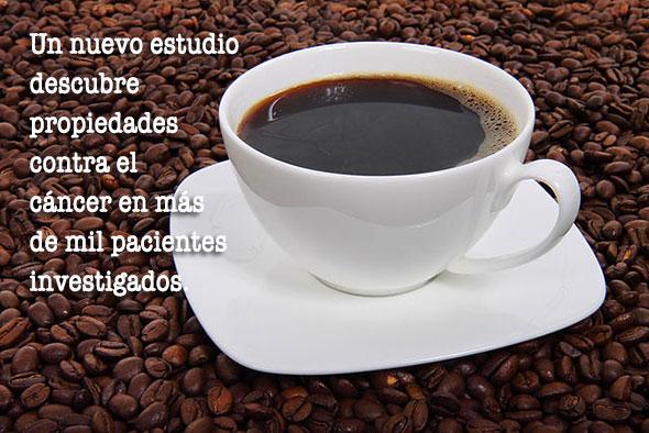Café contra el Cáncer...