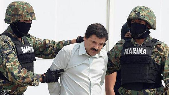 Captura de Joaquín El Chapo Guzmán en 2014.