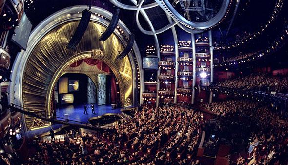 Teatro Dolby, sede de la entrega de premios Oscar