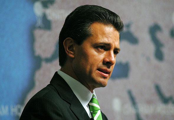 Enrique Peña Nieto...