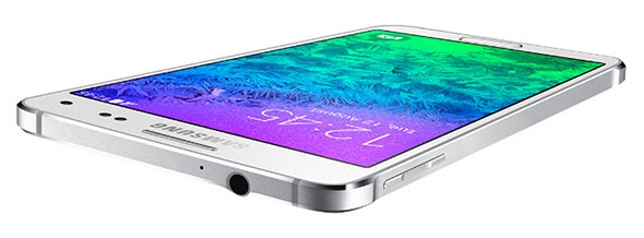 El móvil Galaxy S6 de Samsung.