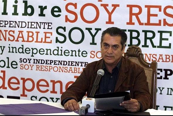 Jaime Rodríguez Calderón, El Bronco.
