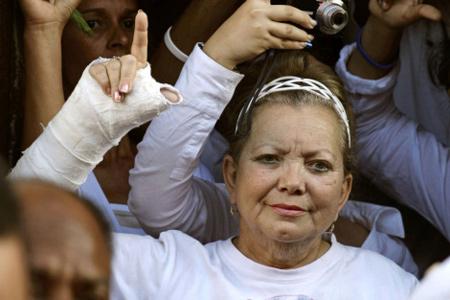 Laura Pollán, disidente cubana