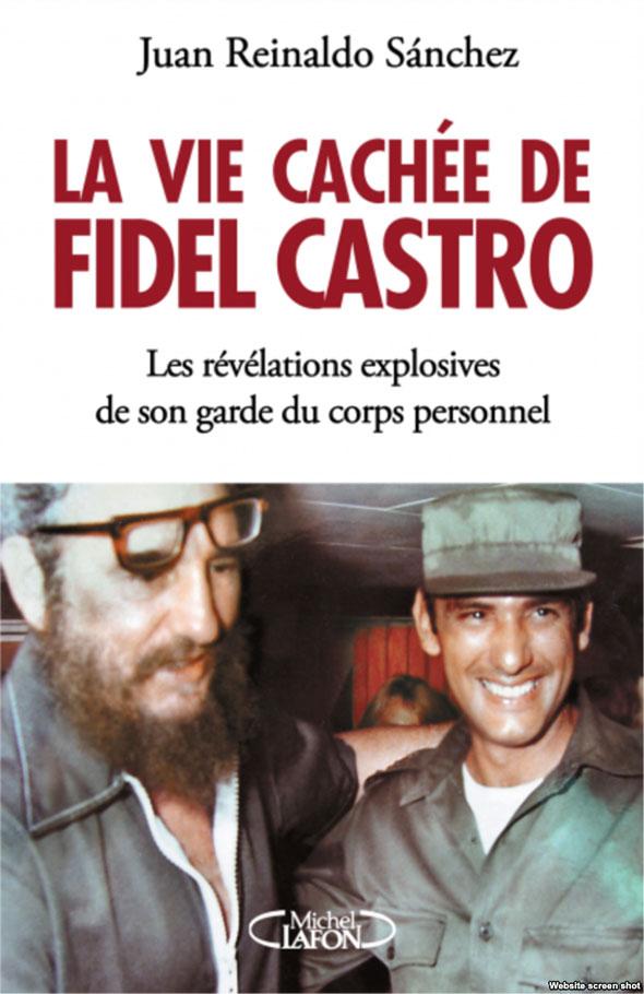Portada de La Vida Oculta de Fidel Castro