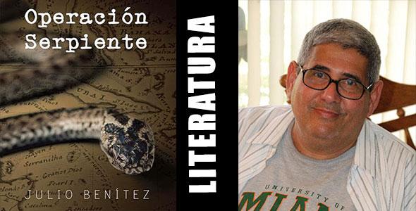Operación Serpiente, novela del escritor Julio Benítez.