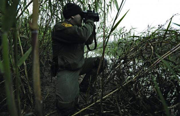 Patrulla Fronteriza de EE.UU.
