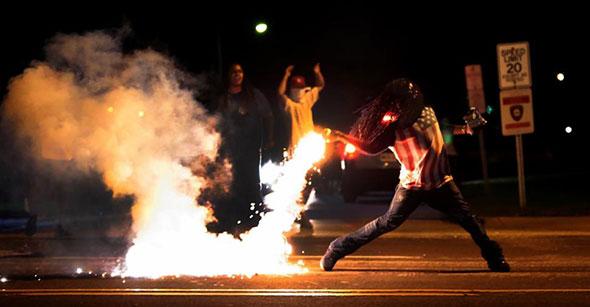 Protestas contra el abuso policial
