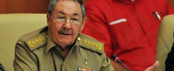Raúl Castro ...