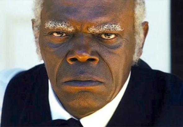 Samuel L. Jackson...