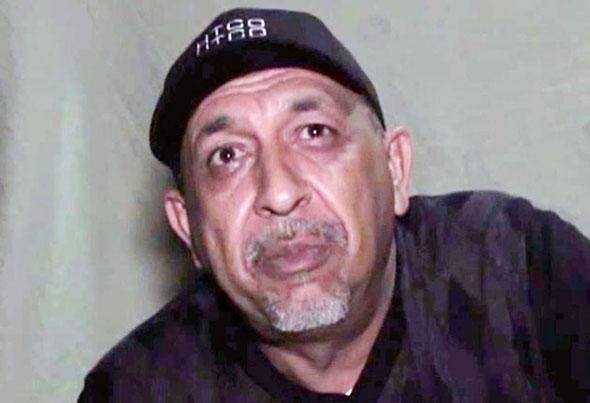 """Servando Gómez, alias """"La Tuta""""."""