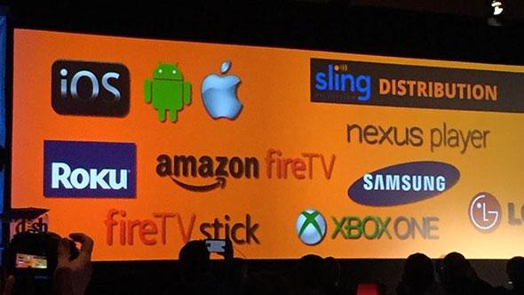 Television por internet con Sling TV, nueva oferta de Dish.