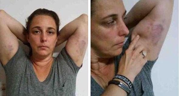 Artista y activista cubana Tania Bruguera arrestada otra vez por la policía de la isla.