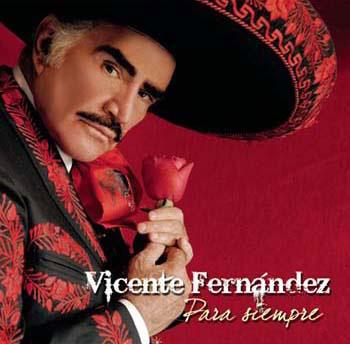 Vicente Fernández Leyenda Mexicana