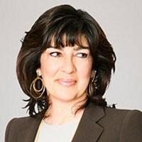 Christiane Amanpour.