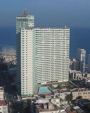 Edificio Focsa, La Habana, Cuba