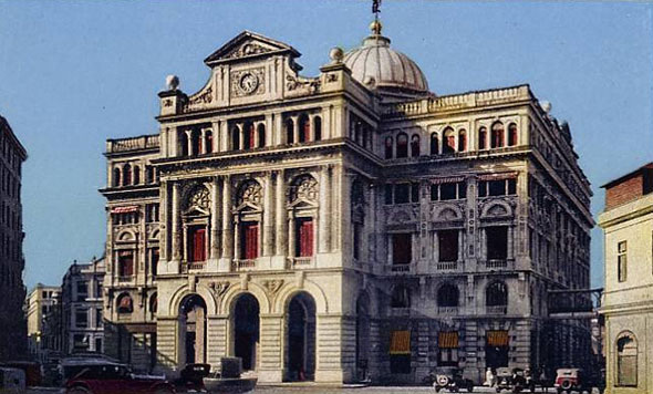 Lonja de Comercio de Cuba