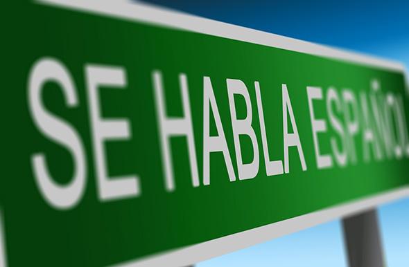 Se habla español...