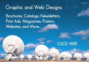 Graphic and Web Designs