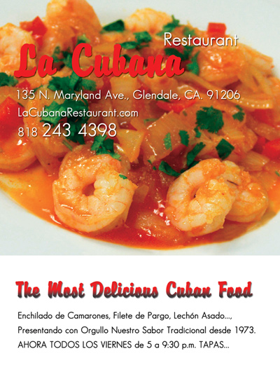 La Cubana Restaurant Ad...