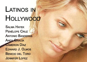 Latins in hollywood