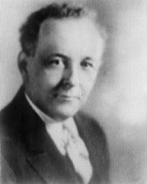 Ignacio E. Lozano, fundador de La Opinión