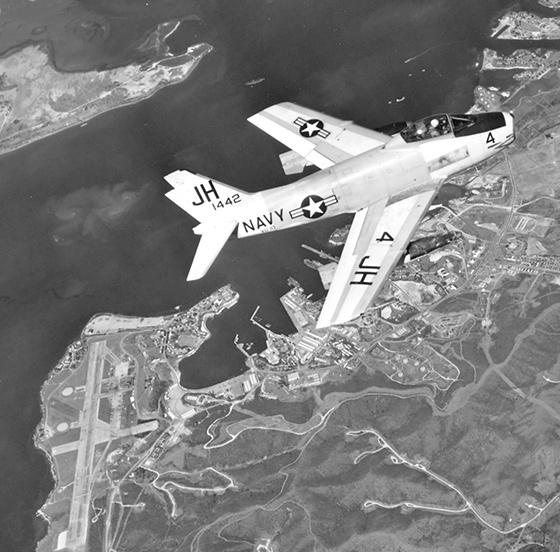 Avion norteamericano sobrevuela Cuba...