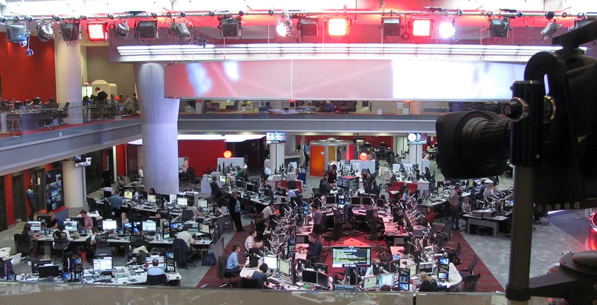 Redacción de la cadena BBC.