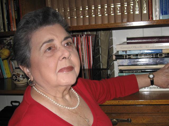 Carmen Alea Paz, escritora cubana.