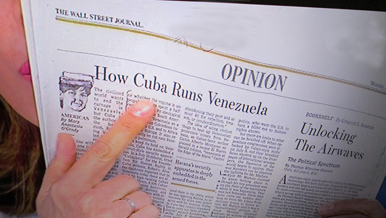 Artículo de The Wall Street Journal...