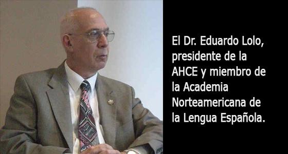 Dr. Eduardo Lolo...
