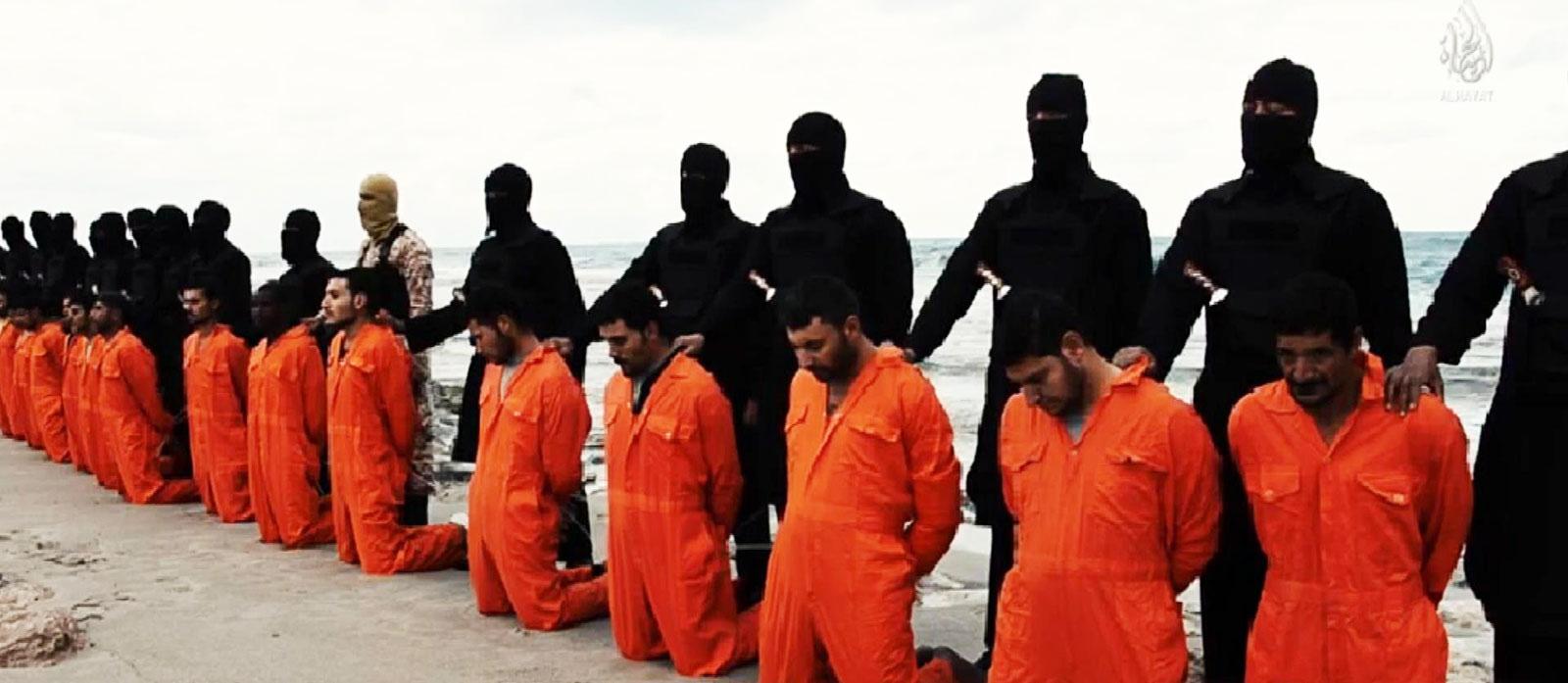 Decapitaciones de cristianos perpetradas por el Estado Islámico