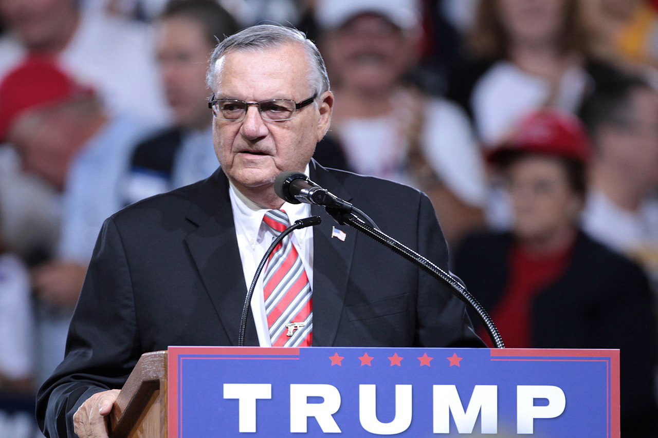 Joe Arpaio...
