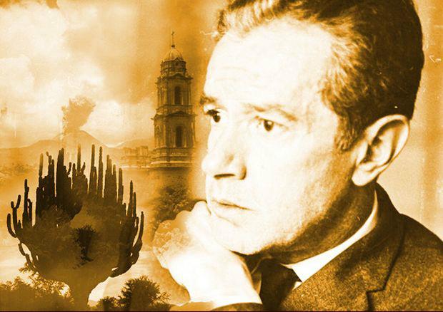 Juan Rulfo, escritor mexicano...
