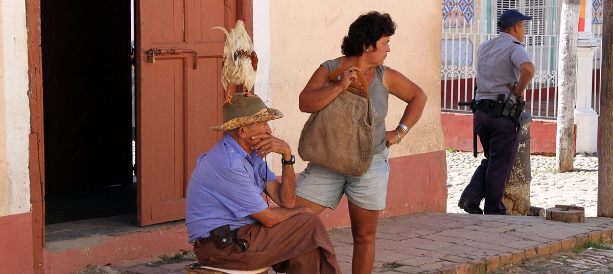 Escena de Cuba...
